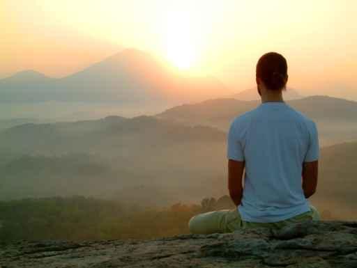 Medita diariamente