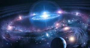 El universo y las energías - Cómo fluyen entre nosotros