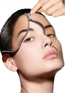 Cuidados para la piel de la cara azufre para la piel