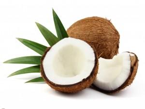 Tratamiento para la piel aceite de coco