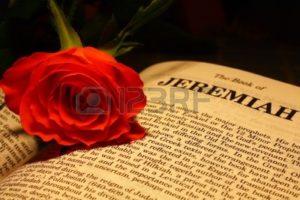 el libro de jeremias