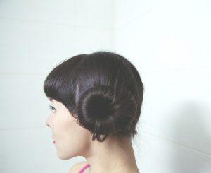 pelo es largo y lo quieres lucir recogido