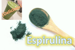 Beneficio de la espirulina