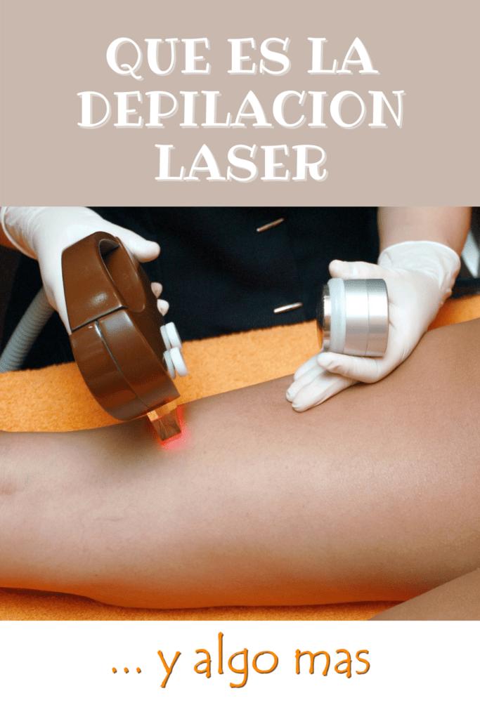 que es la Depilacion laser